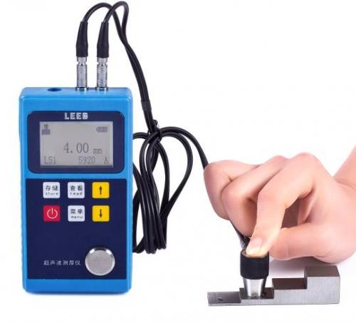 里博超声波测厚仪在管道、压力容器行业应用