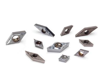 高精密车削用全磨制正型ISO刀片